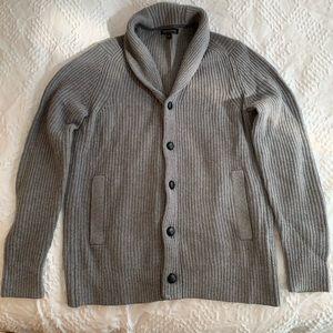 Banana Republic Cardigan - Wool/Cashmere blend